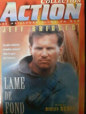 C41 / DVD ACTION LAME DE FOND de Ridley SCOTT Jeff BRIDGES