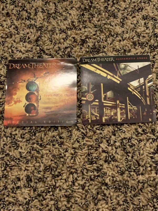 Dream Theater Band Sticker