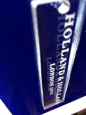 Holland & Holland Gun Keyring