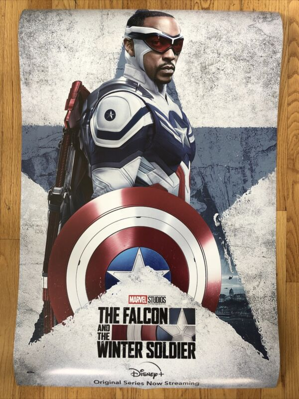 Falcon & the Winter Soldier Poster 24x36