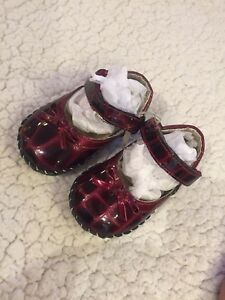 Pediped baby toddler shoes US size 4-4.5