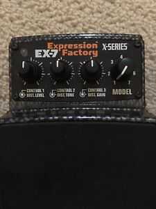 Digitech EX-7 Expression Factory for $75