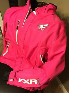 Snowmobile Coat - FXR MOUNTAIN SZ 16