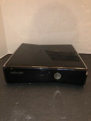 Xbox 360 Slim 250gb Console Only Working