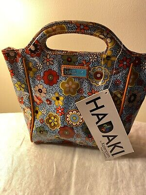NWT Hadaki By Kalencom Insulated Lunch Pod Floral Pattern