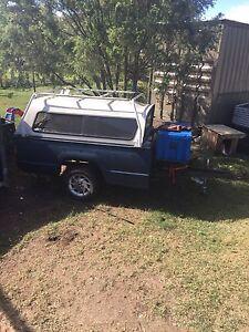 Triton box trailer Dalby Dalby Area Preview