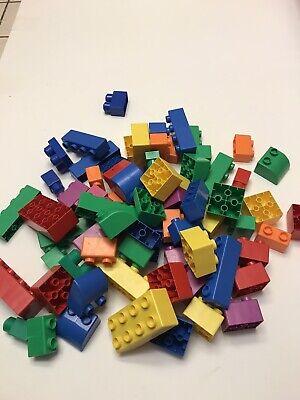 LEGO QUATRO LOT-Set 5357-75 Large Block-Box-Baby Toddler Preschool Duplo Bricks