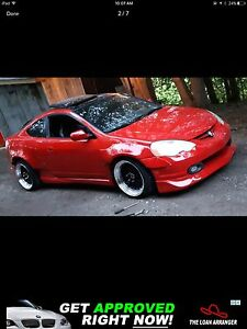 Looking to buy a 02ish Acura rsx parts car