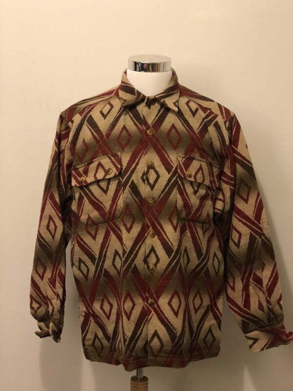 Vintage RRL Shirt, Rare And Collectable. Indian Design