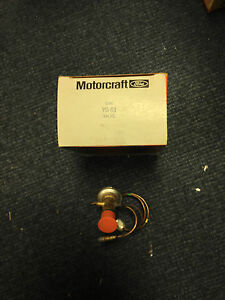 NOS-Motorcraft-Ford-AC-Expansion-Valve-YG81-Dart-Imperial-Valiant-Chrysler