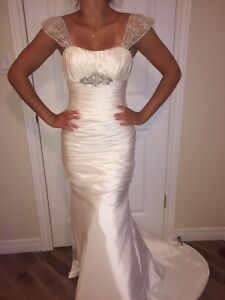 Perfect condition wedding gown