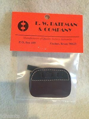 Bateman Cordovan 3 under Archery Shooting tab Right Hand X-large