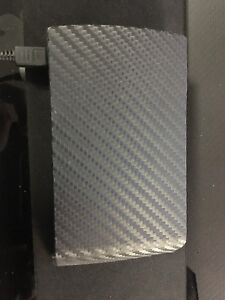 500 GB Seagate Portable Hard Drive