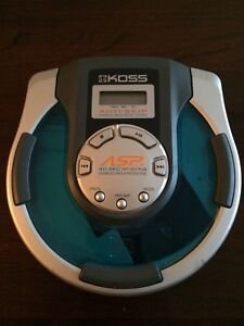 CD Player Koss. Selling elsewhere online $40-$50 plus shipping.