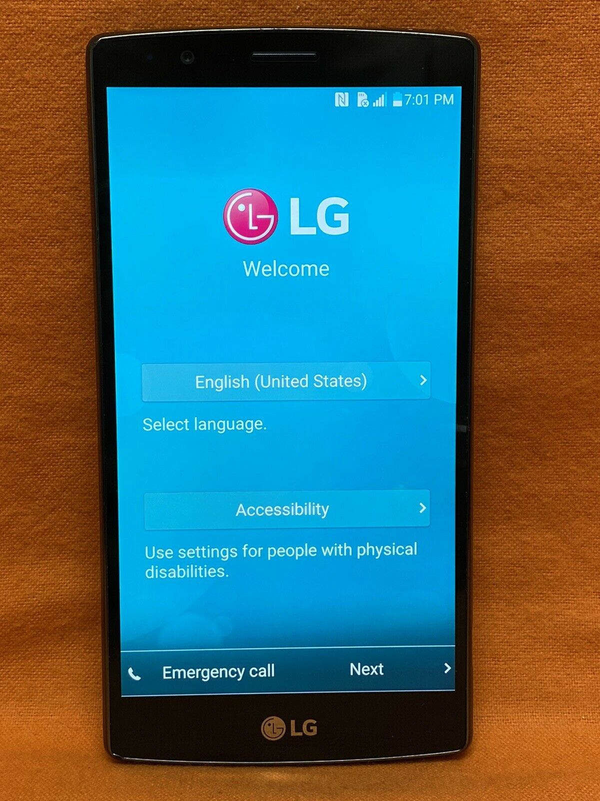 Android Phone - Unlocked (AT&T) LG G4 H810 Android 32GB GSM Metallic Gray