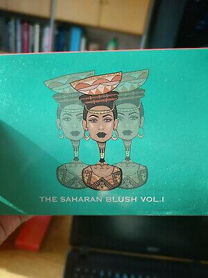 Juvia's Place - The Saharan Blush & Contour Palette Vol. I