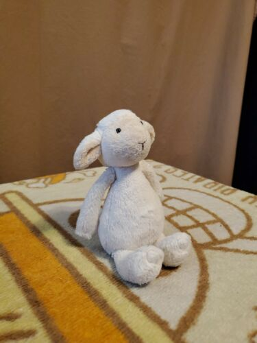 "JellyCat Approx 8"" Bashful Lamb Sheep Plush"