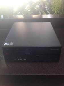 Lenovo M58 Dual Core 2.2Ghz 4GB DDR3 RAM 160GB HDD Windows 7 Pro Maitland Maitland Area Preview
