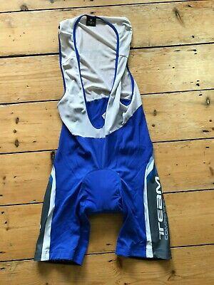 6271 Nalino Novo Nordisk Cycling Bib Shorts Small S