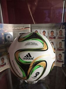 World cup final ball 2014 brazuca germany argentina