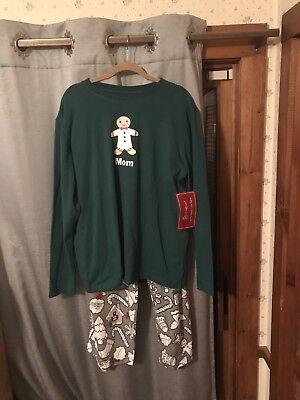 Pajamagram Color-Me Christmas Cookies Pajama Set Monogrammed