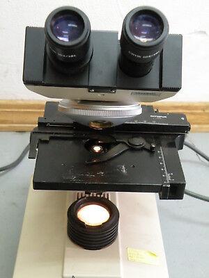 Olympus Ch Binocular Microscope