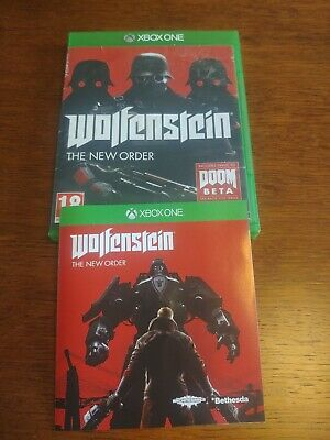 ** Wolfenstein: The New Order - Xbox One Game ** UK PAL