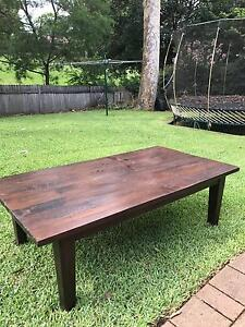 Freedom Hardwood Coffee Table ( Eastwood Area ) Denistone West Ryde Area Preview