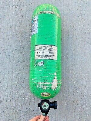 Msa Air Tank Cylinder 4500 Psi
