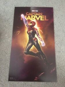 Loot Crate Exclusive Captain Marvel Print