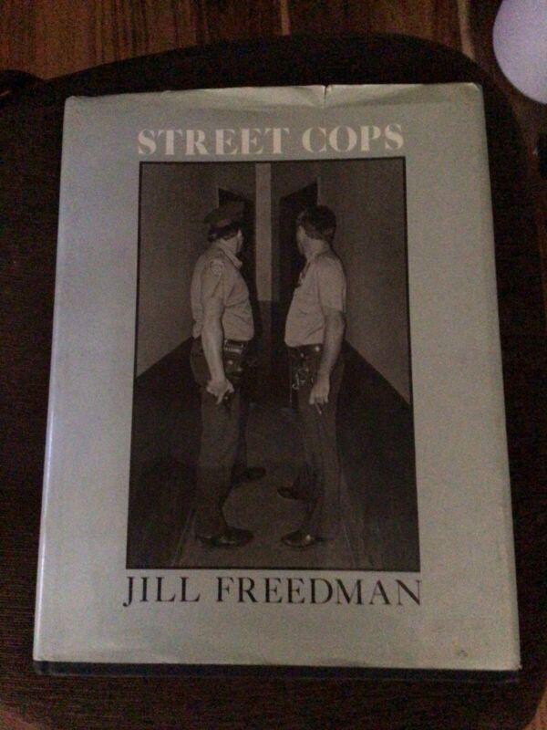 Police Book Street Cops 1981