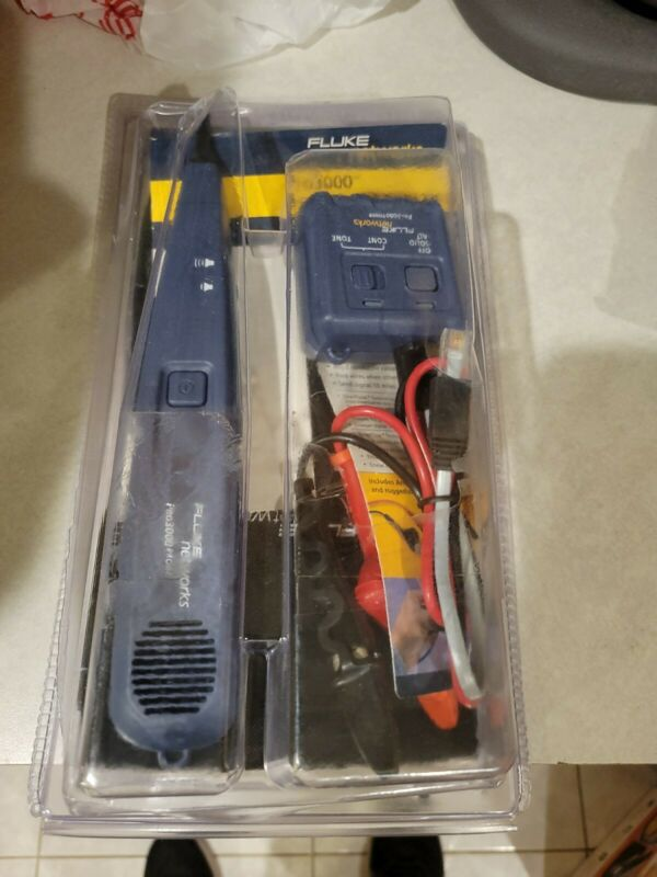 Fluke Pro3000 Analog Tone  and Probe Kit BRANDNEW IN BOX Free Shipping