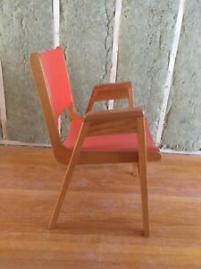 Mid Century Chairs - Set of 5