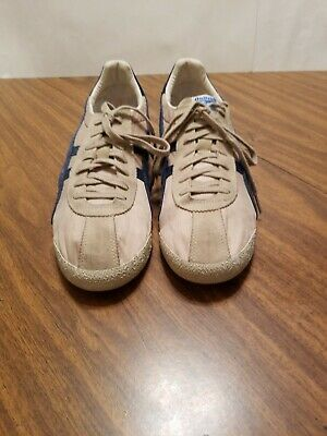 ONITSUKA TIGER STRIPES 11/M/ OXFORD TWO TONES SNEAKERS MADE IN VIETNAM