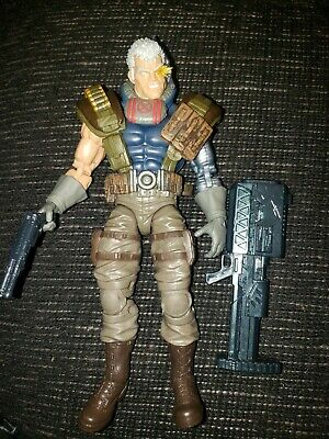 Marvel Legends Series Deadpool CABLE Figure BAF Sasquatch Hasbro X-Force X-Men
