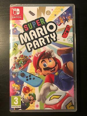 Super Mario Party (Nintendo Switch) - Brand New & Sealed
