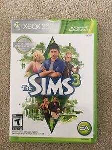 The Sims3 for XBOX360