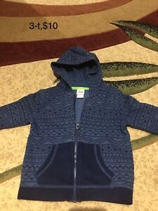 Boys clothes size 2T-5,jackets,shoes and toys