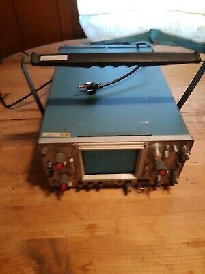 Tektronix Oscilloscope 465 Not Fully Tested
