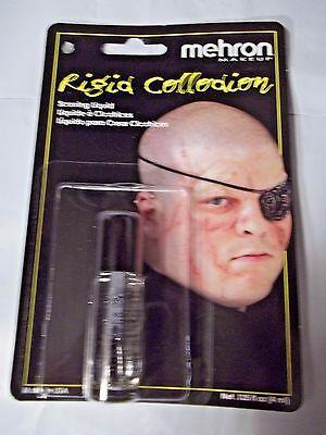 Liquid Collodion Scar (Mehron Rigid Collodion Theatrical Liquid Scarring Makes Fake)