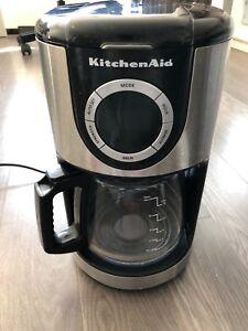 KitchenAid coffee machine