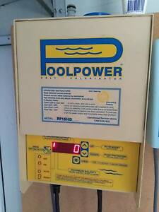 Salt Chlorinator Control Box Pool Power RP15HD Greenvale Hume Area Preview