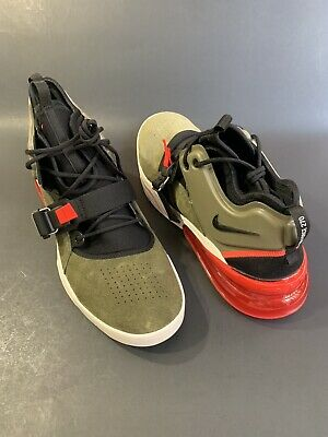 NIKE AIR FORCE 270 OLIVE GREEN [AH6772 200] NO VAPOR MAX UTILITY SZ 13 - Forced Air Vaporizer