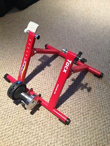 Tacx bicycle trainer