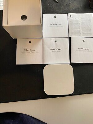 Apple AirPort Express Model A1392 - Good Condition - Used