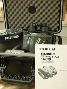 NEW-FUJI-FUJIFILM-FUJINON-14X40-Techno-Stabi-BINOCULAR-BINOCULARS-amp-FUJI-CASE