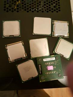 Assorted CPU bundle
