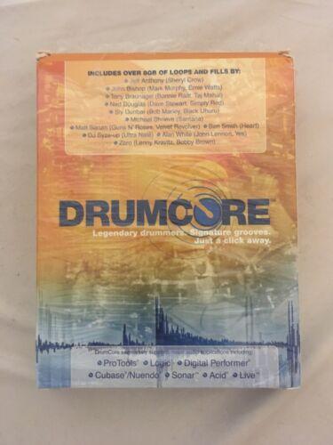Drumcore VST Legendary Drummers, Signature Grooves.