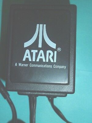 Original Atari Brand AC Adapter For 400/800/810/1200xl Part # CO17945