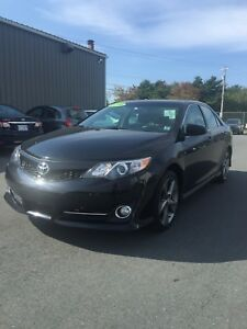 2014 Toyota Camry Special Edition!! Fully loaded! Low KM